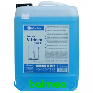 MERIDA VITRINEX PLUS - koncentrat do mycia szyb 10L NMU605