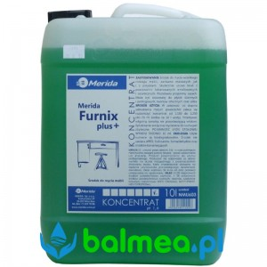 MERIDA FURNIX PLUS - koncentrat do mebli 10L NMU603