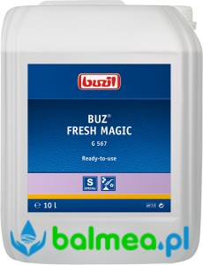 Buzil Buz fresh magic G567 10L